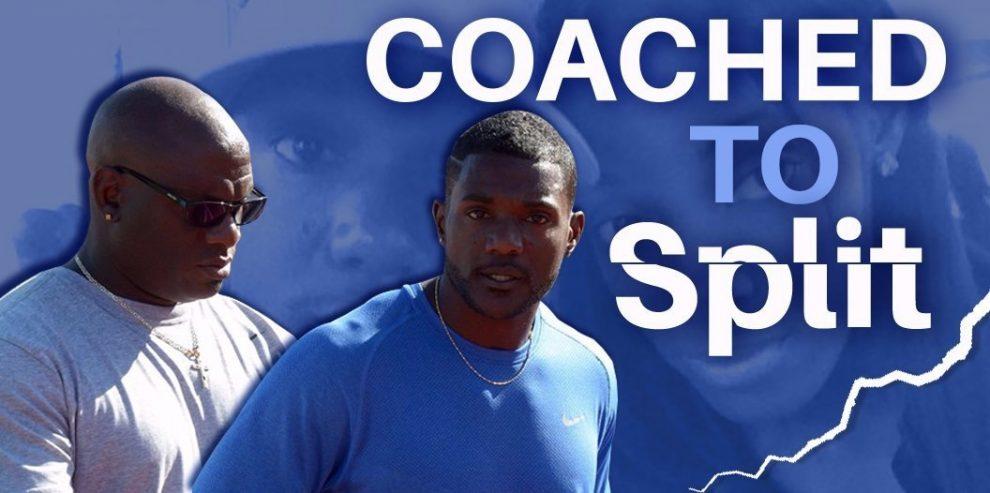 Justin Gatlin track coach